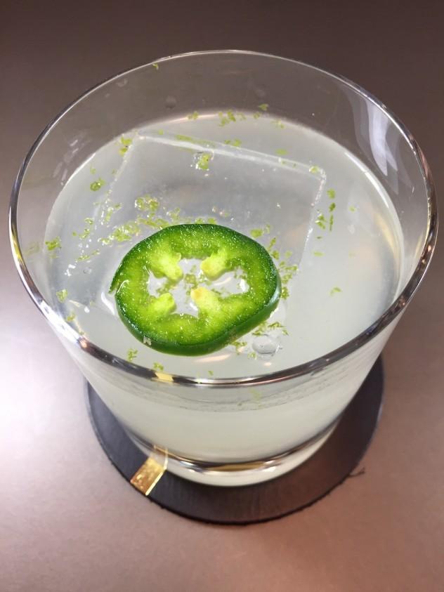 Mezcal Margarita!